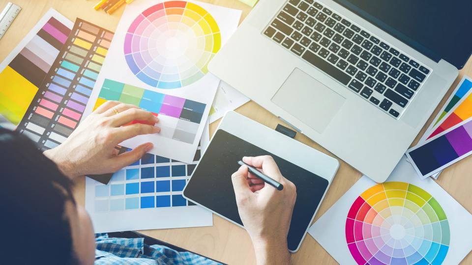 everything about graphic designing